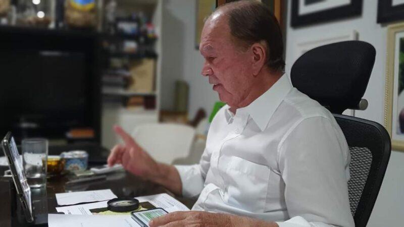 Leão diz que Bahia deseja potencializar e integrar produção no MATOPIBA.